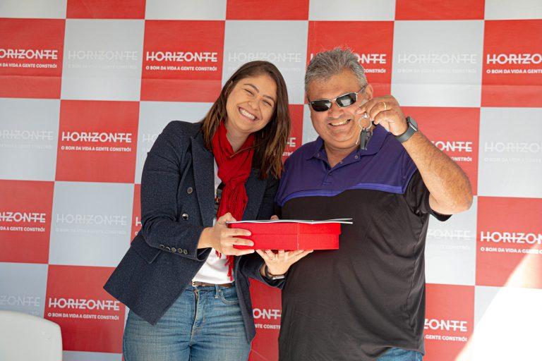 ABRÃO DE ARAÚJO | Horizonte entrega mais um empreendimento
